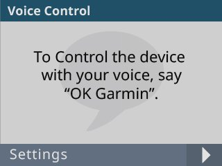 Control with Your Voice